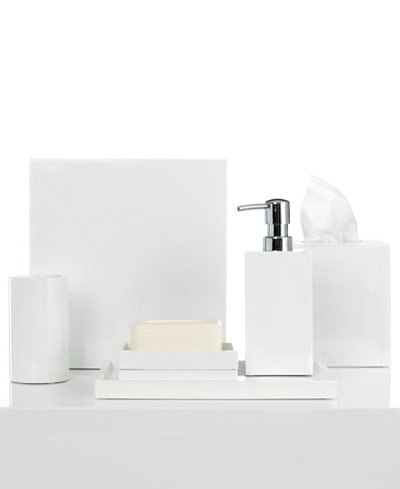 Jonathan Adler Bath Accessories, Lacquer Collection