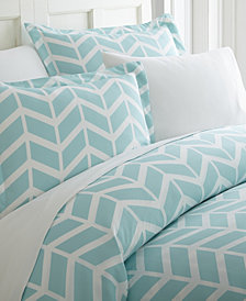 Home Collection Premium Ultra Soft Arrow Pattern 3 Piece Duvet Cover Set