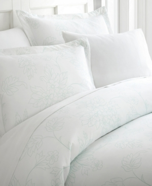 Elegant Designs Patterned Duvet Cover Set by The Home Collection, Twin/Twin Xl Bedding