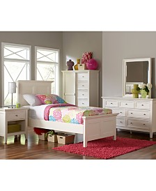 Sanibel Kid's Bedroom Furniture Collection, Created for Macy's