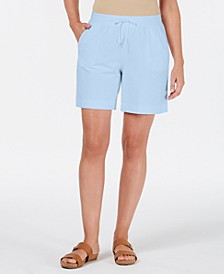 Pull-On Drawstring Shorts, Created for Macy's