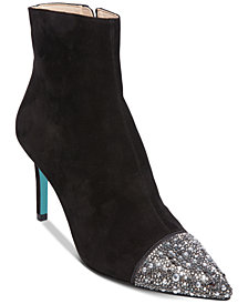 Blue by Betsey Johnson Ada Dress Booties