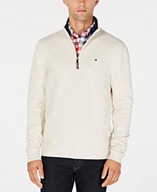 Men's Winston Quarter Zip Sweater, Created for Macy's