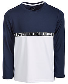 Ideology Little Boys Future-Print T-Shirt, Created for Macy's