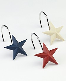 Avanti Texas Star Shower Hooks