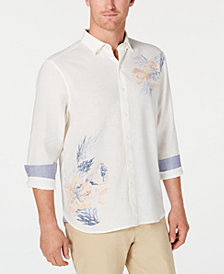 Tommy Bahama Men's South Pacific Escape Floral-Print Shirt