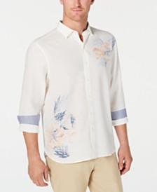 c0c57687ff Tommy Bahama Men s South Pacific Escape Floral-Print Shirt