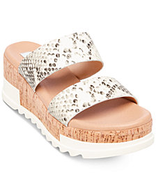 Steve Madden Women's Blaine Wedge Sandals
