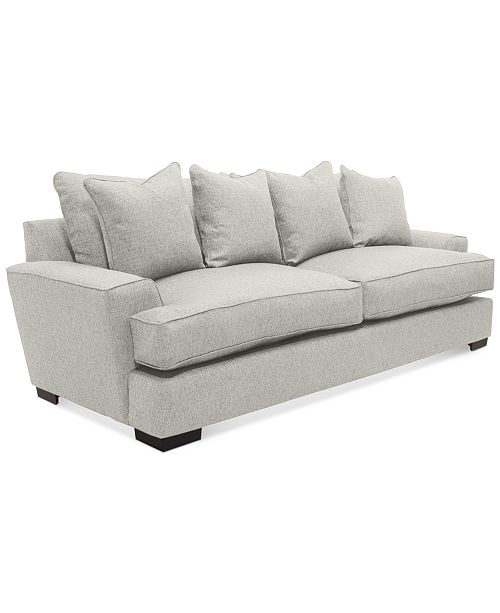 Furniture Ainsley 101 Fabric Queen Sleeper Sofa Created For Macy S