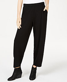Eileen Fisher Lantern Ankle Pants, Regular & Petite