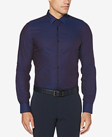 Perry Ellis Men's Spill-Resistant Shirt