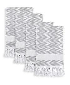 Linum Home Assos 4-Pc. Hand Towel Set
