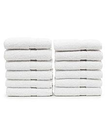 Linum Home Textiles Sinemis Terry Washcloths Set of 12
