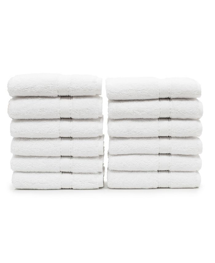 Linum Home - Sinemis 12-Pc. Washcloth Set