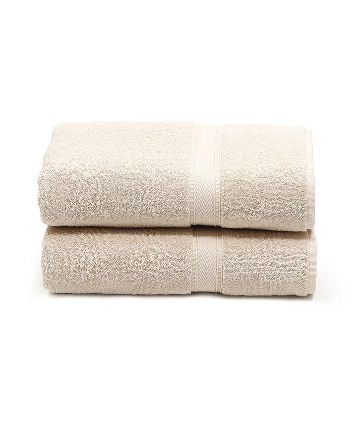 Linum Home - Sinemis 2-Pc. Bath Towel Set
