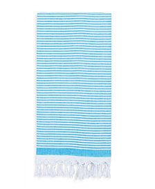Linum Home Soft Stripes Pestemal Beach Towels