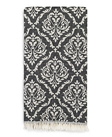 Linum Home Textiles Damask Delight Pestemal Beach Towels
