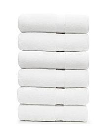 Linum Home Textiles Sinemis Terry Bath Towels Set of 6
