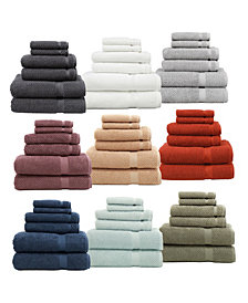 Linum Home Herringbone 6-Pc. Towel Set