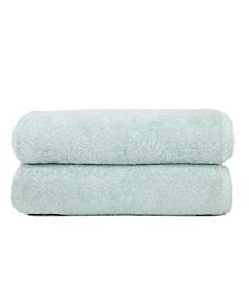 Soft Twist 2-Pc. Bath Towel Set