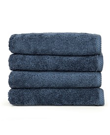 Soft Twist 4-Pc. Hand Towel Set