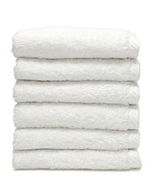 Soft Twist 6-Pc. Washcloth Set