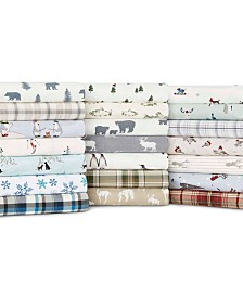 Eddie Bauer Flannel Sheet Sets
