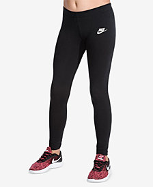 Nike Big Girls Just Do It Leggings