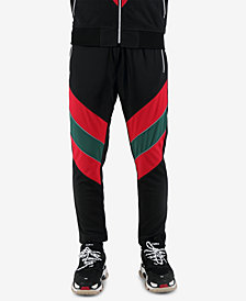 Hudson NYC Men's Colorblocked Track Pants