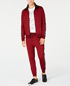 GUESS Men's Keith Page Track Jacket & Jogger Pants