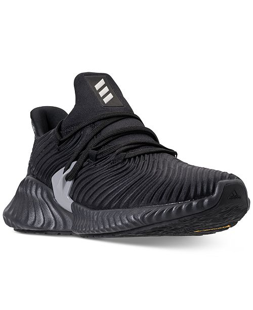 3b964b5b98e833 ... adidas Women s AlphaBounce Instinct Running Sneakers from Finish ...