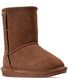 Bearpaw Girls' Emma Boots from Finish Line