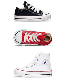 377f0b0ee5d098 Converse Toddler Boys  Chuck Taylor All Star Ox Casual Sneakers from Finish  Line