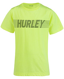 Hurley Toddler Boys Moto Logo Graphic T-Shirt