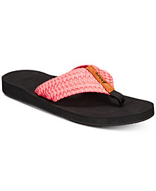 Reef Cushion Threads Flip-Flops
