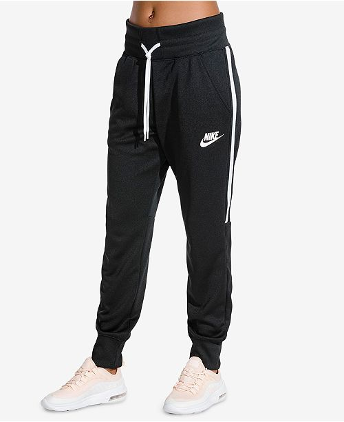buy good dirt cheap exquisite style Nike Sportswear High-Rise Joggers & Reviews - Pants ...