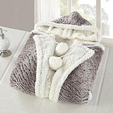 Chic Home Meirav 51x71 Hooded Snuggle