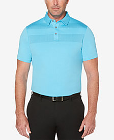 PGA TOUR Men's DriFlux Golf Polo