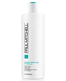 Paul Mitchell Instant Moisture Daily Treatment, 33.8-oz., from PUREBEAUTY Salon & Spa