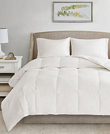 True North by Sleep Philosophy All Season Warmth Oversized 100% Cotton Down Comforter Collection