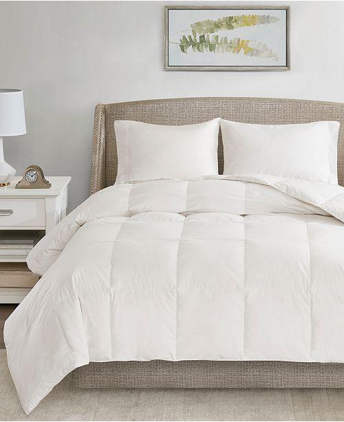 Sleep Philosophy All Season Warmth Oversized 100% Cotton Down Comforter Collection