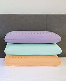 SensorPEDIC Infused Memory Foam Wellness Pillow Collection