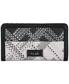 The Sak Iris Slim Leather Wallet