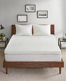 "Flexapedic by Sleep Philosophy 3-Zone 3"" Memory Foam Mattress Topper Collection"