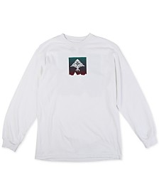 LRG Men's Tree Box Logo Graphic T-Shirt