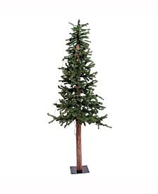 Vickerman 2 ft Alpine Artificial Christmas Tree Unlit