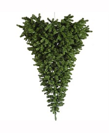 Vickerman 6 ft American Upside Down Artificial Christmas Tree Unlit