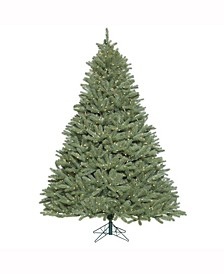6.5 ft Colorado Spruce Artificial Christmas Tree With 850 Clear Lights