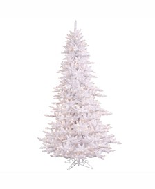 3' White Fir Slim Artificial Christmas Tree