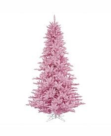 3' Pink Fir Artificial Christmas Tree Unlit